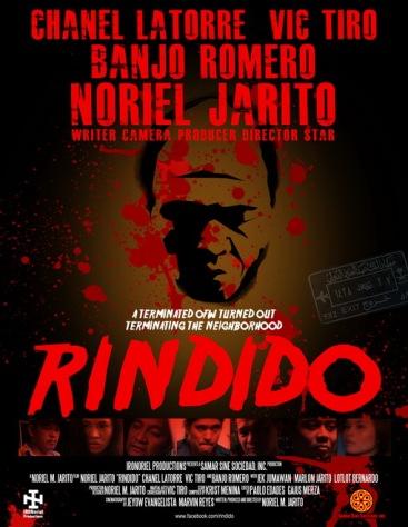 Rindido poster
