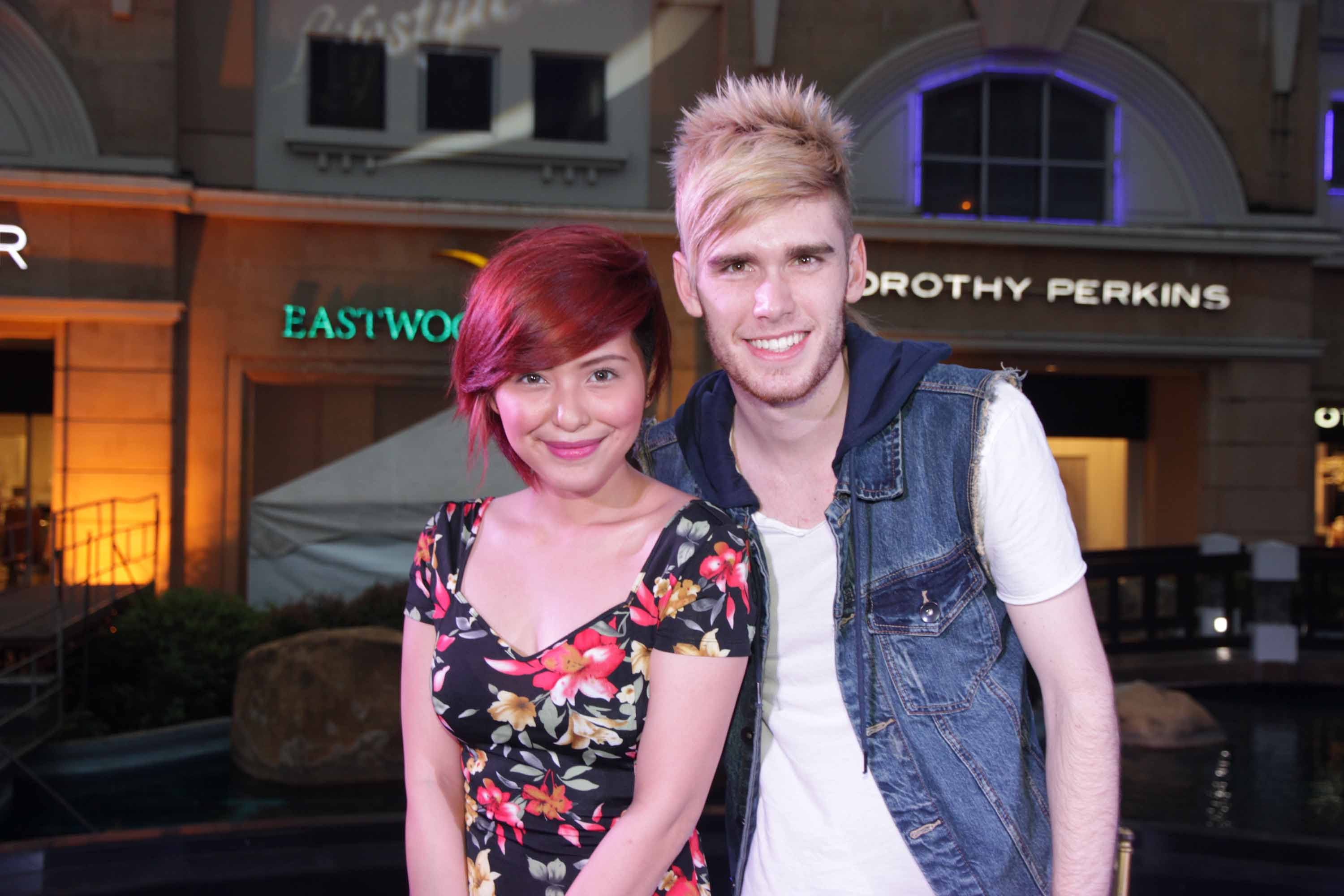 colton dixon meet and greet 2013 nissan