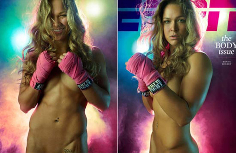 Ronda Rousey Tells It Like Is
