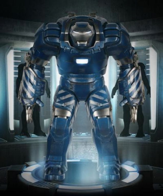 Mark XXXVIII (38): CODE NAME-Igor, Catch IRON MAN3 at Newport Cinemas in Resort's World, EASTWOOD City Mall, Lucky China Town Mall and Shang Rila Plaza mall
