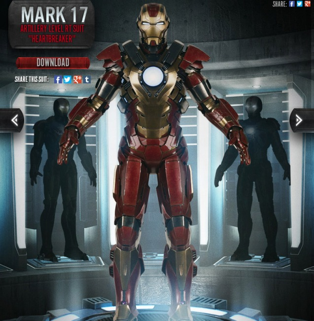 Mark XVII (17): CODE NAME- Heartbreaker, Catch IRON MAN3 at Newport Cinemas in Resort's World, EASTWOOD City Mall, Lucky China Town Mall and Shang Rila Plaza mall