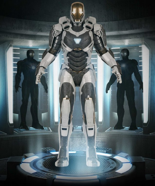 Mark XXXIX (39): CODE NAME-Gemini, Catch IRON MAN3 at Newport Cinemas in Resort's World, EASTWOOD City Mall, Lucky China Town Mall and Shang Rila Plaza mall