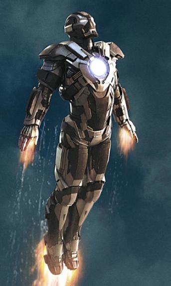 Godkiller armor catch iron man3 at newport cinemas in resort s