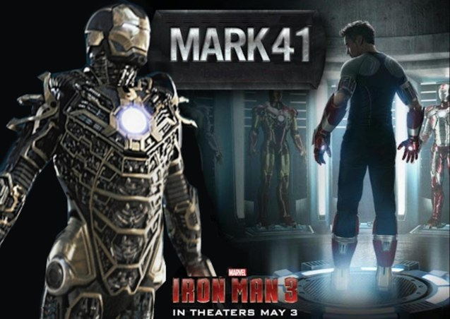 Mark XLI (41): CODE NAME-Bones, Catch IRON MAN3 at Newport Cinemas in Resort's World, EASTWOOD City Mall, Lucky China Town Mall and Shang Rila Plaza mall