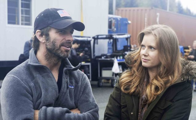 Director Zack Snyder and Amy Adams who plays Lois Lane. Catch MAN OF STEEL in Newport Cinemas-Resort's World Manila, EASTWOOD City Mall, Lucky China Town Mall and Shang Rila Plaza mall