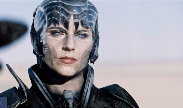 German actress Antye Taure plays Faora Ul. Catch MAN OF STEEL in Newport Cinemas-Resort's World Manila, EASTWOOD City Mall, Lucky China Town Mall and Shang Rila Plaza mall.