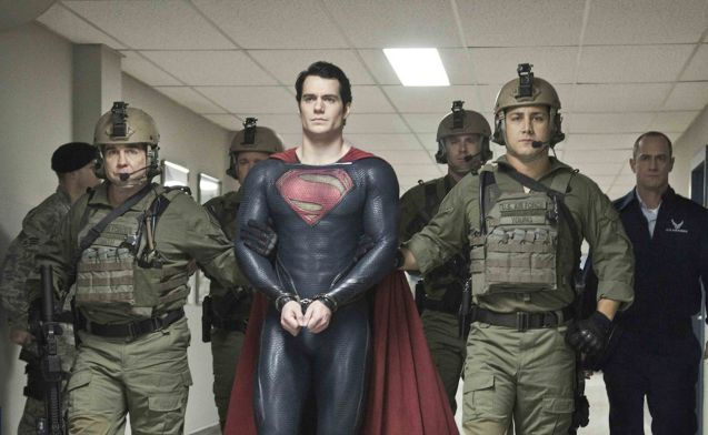 Kal El (Henry Cavill) is taken in by the U.S. Government. Catch MAN OF STEEL in Newport Cinemas-Resort's World Manila, EASTWOOD City Mall, Lucky China Town Mall and Shang Rila Plaza mall.