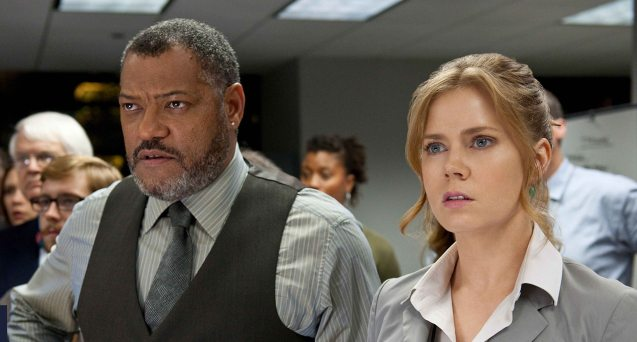 Laurence Fishburne is Daily Planet Editor Perry White and Amy Adams is tough investigative reporter Lois Lane. Catch MAN OF STEEL in Newport Cinemas-Resort's World Manila, EASTWOOD City Mall, Lucky China Town Mall and Shang Rila Plaza mall.