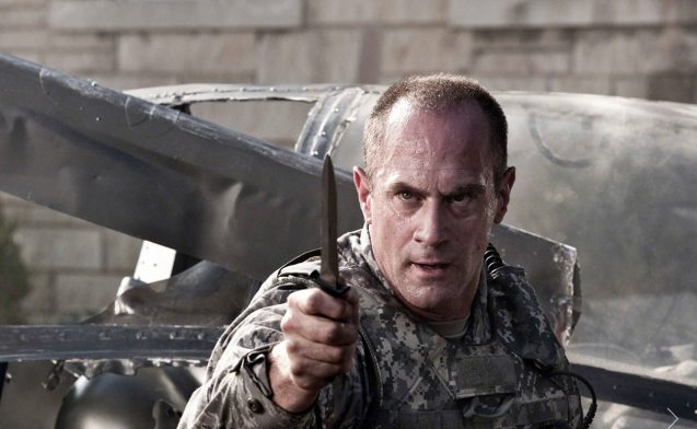 Christopher Meloni plays Colonel Nathan Hardy. He's more known for HBO's TRUE BLOOD and Law & Order: SVU. Catch MAN OF STEEL in Newport Cinemas-Resort's World Manila, EASTWOOD City Mall, Lucky China Town Mall and Shang Rila Plaza mall.