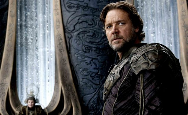 GLADIATOR Russell Crowe is Jor El he also gets to kick ass in Krypton. Catch MAN OF STEEL in Newport Cinemas-Resort's World Manila, EASTWOOD City Mall, Lucky China Town Mall and Shang Rila Plaza mall.