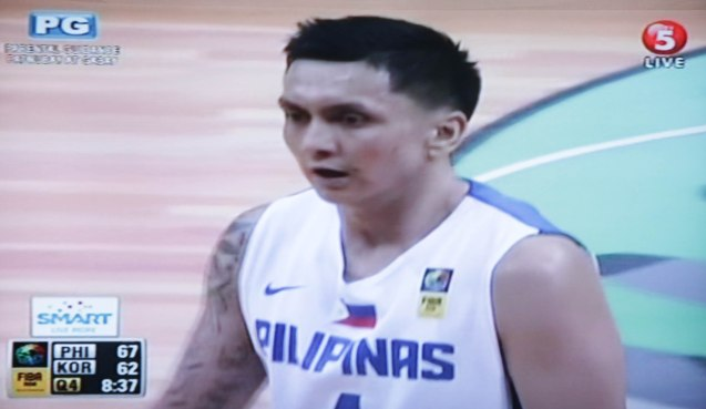 Jimmy Alapag sank a crucial trey in the last minute to seal the 86-79 win over South Korea. Watch SMART Gila vs IRAN tonight at the MOA Arena tonight or on TV5 at 830pm.