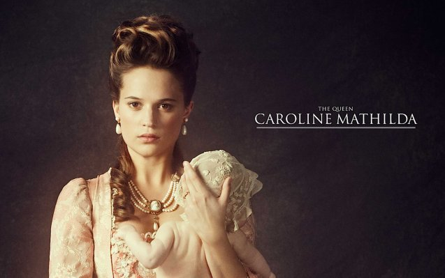 Alicia Vikander plays Queen Caroline Mathilde in A ROYAL AFFAIR. Photo from http://aroyalaffairthemovie.com/uk. Catch European films for free during Cine Europa at Shang Cineplex, Shangri-La Plaza mall from Sept 5-14, 2013.