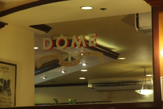 DOMÉ at ground floor of Shangri La Plaza mall, was the site of our post ROYAL AFFAIR drinks. Catch European films for free during Cine Europa at Shang Cineplex, Shangri-La Plaza mall from Sept 5-14, 2013. Photo by Jude Bautista