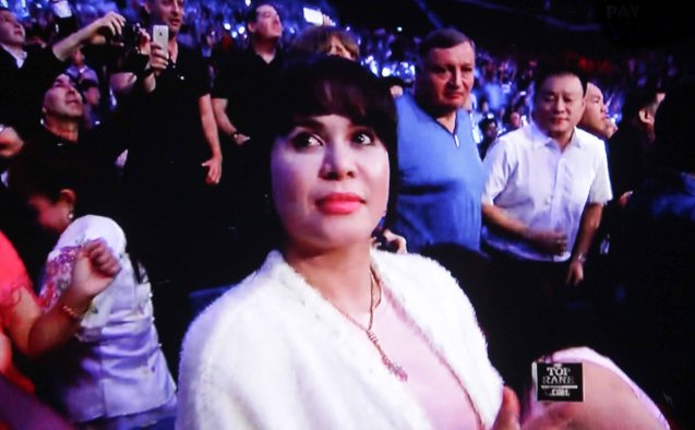 Jingkee Pacquiao is 4 months pregnant with the couple's 5th child.