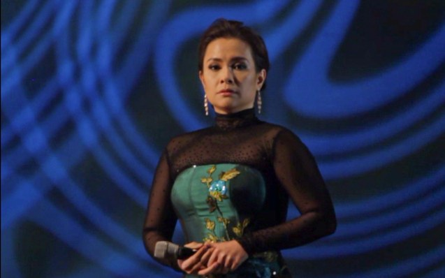 Lea Salonga's beauty has a timeless quality. THE LEGENDS AND THE CLASSICS ENCORE was held at the CCP last Oct 12, 2013. LEA SALONGA also has her anniversary concert PLAYLIST A CELEBRATION OF 35 YEARS Dec 6 & 7, 2013 PICC Plenary Hall. Photo by Jude Bautista