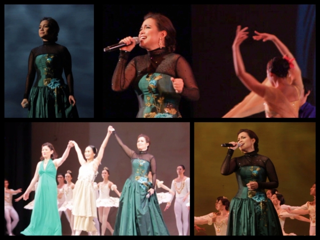 top left Lea sings FOR GOOD from WICKED (Bottom left) grand finale. THE LEGENDS AND THE CLASSICS ENCORE was held at the CCP last Oct 12, 2013. LEA SALONGA also has her anniversary concert PLAYLIST A CELEBRATION OF 35 YEARS December 6 & 7, 2013 PICC Plenary Hall. Photo by Jude Bautista