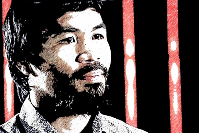 Manny's loss is our loss his victory is our victory. Photo Illustration by Jude Bautista
