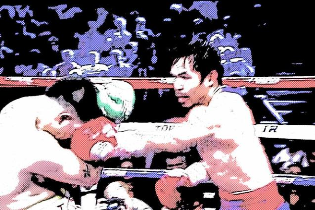 If the consequence were just a mere legal difficulty for Pacquiao, people would be more forgiving. But the BIR is impeding millions of pesos from being given to our kababayan in badly need of relief in Tacloban, Samar, Palawan and Cebu. Photo Illustration by Jude Bautista