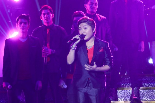 New Look Charice performed at the Phil Pop Music fest held last July 20, 2013 at the MERALCO Theater. Photo by Jude Bautista