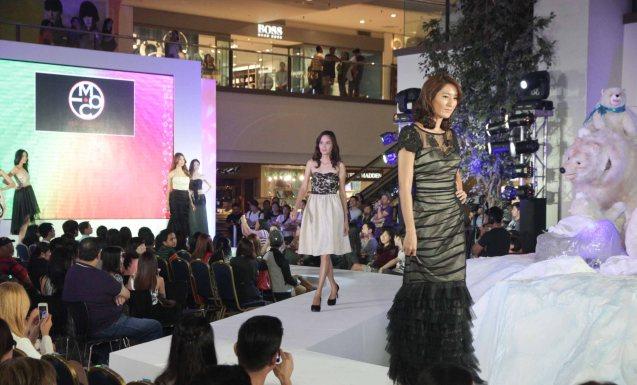 MICO at the Fashion Rhapsody 2013: The Shang Holiday Fashion Show, Grand Atrium of Shangri La Plaza Mall last Nov. 23, 2013. Photo by Jude Bautista