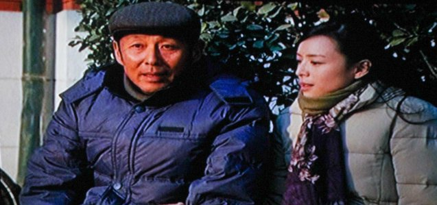 left: Dao Ming Chen, who plays Wang Deqing earned Best Actor. Right: Jingchu Zhang plays Wang Deng. Catch AFTERSHOCK and many other Chinese films for free at Shang Cineplex, Shang Rila Plaza mall via the SPRING FILM FESTIVAL from January 24 to February 2, 2014.