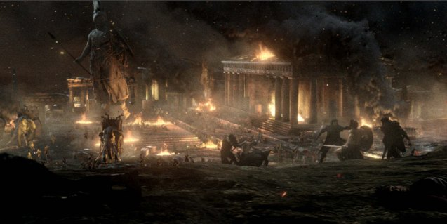 For Athens is a pile of stone and wood and cloth and dust… as dust will vanish into the wind. Photo from official website: http://www.300themovie.com/ 300 RISE OF AN EMPIRE opens on March 7, 2014 at Resort's World Manila, Lucky Chinatown Mall, Shang Rila Cineplex /East Wing and Eastwood Mall running now.