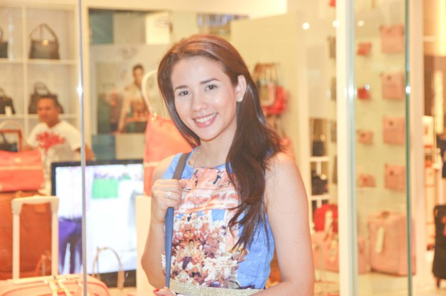 Newly Wed Karylle was shopping at East Wing during the Eiga Sai Japanese Film Festival, which will screen films for free, from July 4 to 13, 2014 at the Shang Cineplex, Shang Rila Plaza Mall. Photo by Jude Bautista