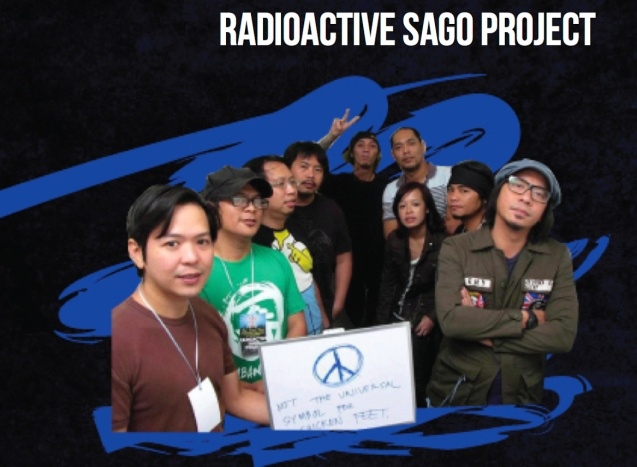 Catch USA's CITY OF LIGHTS starring Charlie Chaplin with RADIOACTIVE SAGO PROJECT. Entrance is for free on first come first served basis at the Intl Silent Film Fest at Shang Cineplex, Shang Rila Plaza Mall from Aug 28-31, 2014. Photo by Jude Bautista