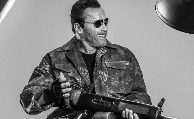 Arnold Schwarzenegger (Trench) will be the T-800 again in TERMINATOR GENISYS set to be released in 2015. Catch EXPENDABLES3 in Resort's World Manila, Eastwood Mall and Lucky Chinatown Mall.