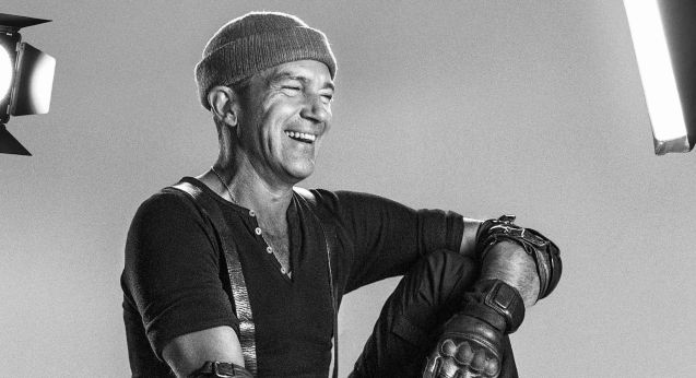Antonio Banderas as Galgo. Catch EXPENDABLES3 in Resort's World Manila, Eastwood Mall and Lucky Chinatown Mall.