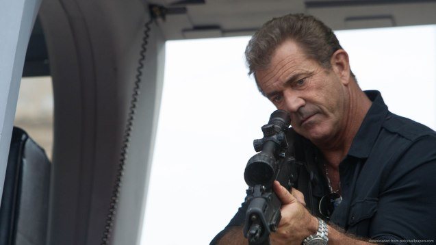 Mel Gibson as Conrad Stonebanks. Catch EXPENDABLES3 in Resort's World Manila, Eastwood Mall and Lucky Chinatown Mall.