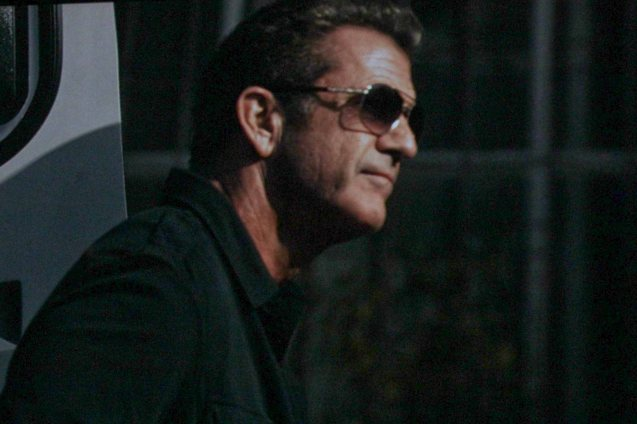 Mel Gibson as weapons dealer, all around bad guy Conrad Stonebanks. Catch EXPENDABLES3 in Resort's World Manila, Eastwood Mall and Lucky Chinatown Mall.