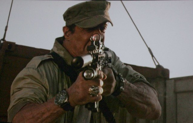 Sly Stallone is Barney Ross. Catch EXPENDABLES3 in Resort's World Manila, Eastwood Mall and Lucky Chinatown Mall.
