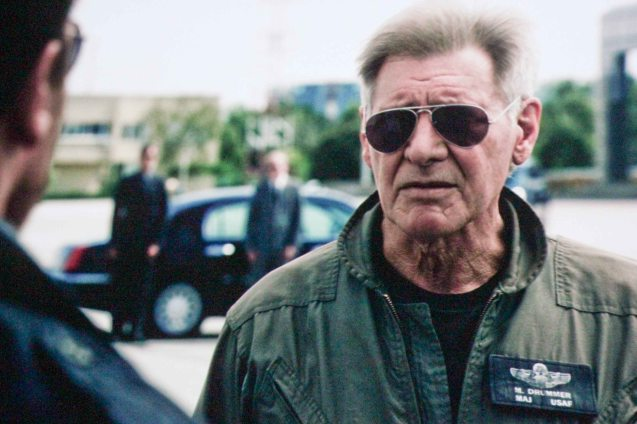Harrison Ford as Drummer. Catch EXPENDABLES3 in Resort's World Manila, Eastwood Mall and Lucky Chinatown Mall.