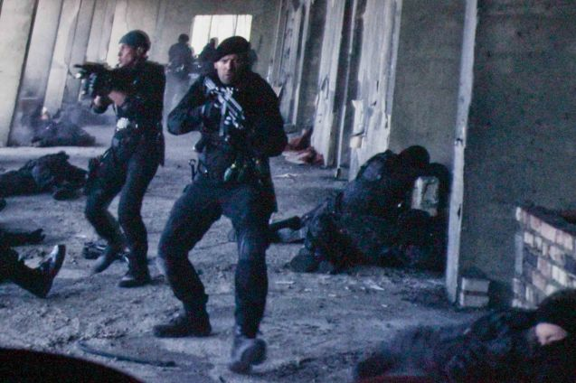 Jason Statham as Lee Christmas leads charge. Catch EXPENDABLES3 in Resort's World Manila, Eastwood Mall and Lucky Chinatown Mall.