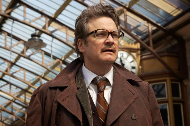 Colin Firth (Eric Lomax). THE RAILWAY MAN can be seen in Megaworld Lifestyle Malls such as Resort's World Manila, Eastwood Malls, and Lucky Chinatown Mall starting September 24, 2014.