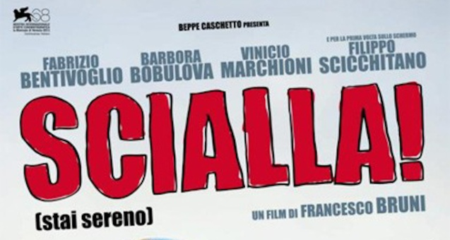 The film title SCIALLA translates to 'easy' in Italian but is derived from the Islamic saying Inshalla or 'God Willing'. Cine Europa will screen SCIALLA and the best European movies for free at Shang Cineplex, Shang Rila Plaza from September 11-21, 2014.