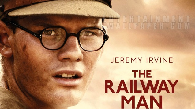 Jeremy Irvine (Young Finlay). THE RAILWAY MAN can be seen in Megaworld Lifestyle Malls such as Resort's World Manila, Eastwood Malls, and Lucky Chinatown Mall starting September 24, 2014.