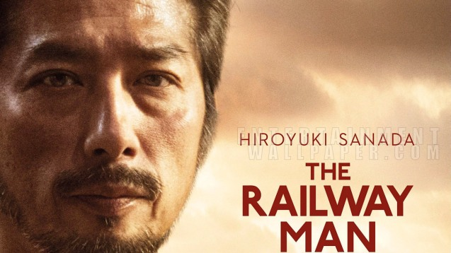 Hiroyuki Sanada (Takeshi Nagase). THE RAILWAY MAN can be seen in Megaworld Lifestyle Malls such as Resort's World Manila, Eastwood Malls, and Lucky Chinatown Mall starting September 24, 2014.
