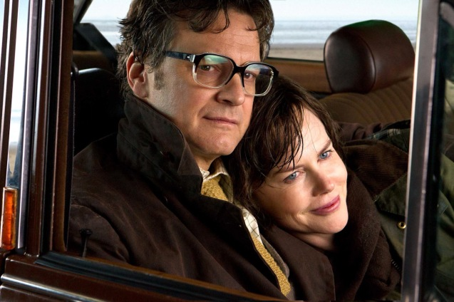 Colin Firth (Eric Lomax) & Nicole Kidman (Pattie), their love motivates him to deal with post war trauma experienced in WWII. THE RAILWAY MAN can be seen in Megaworld Lifestyle Malls such as Resort's World Manila, Eastwood Malls, and Lucky Chinatown Mall starting September 24, 2014.