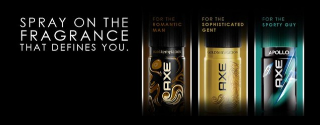 Rexona is only one of many top brands under the UNILEVER, AXE is also one of the successful brands in the personal care category. Photo from official AXE Philippines facebook.