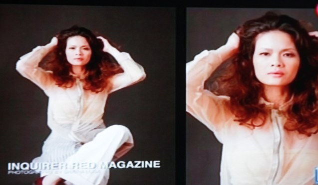 Jo Ann Bitagcol in INQUIRER RED MAGAZINE photo by Shaira Luna. Catch the CNN Philippines produced show GOOD COMPANY on 9TV every Sunday 7pm.