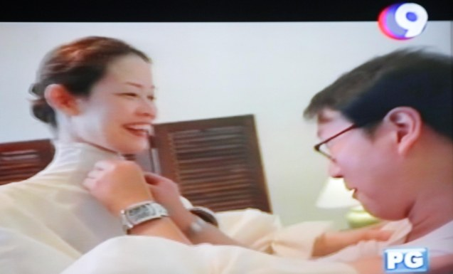 Jo Ann works with designer Jojie Lloren. Catch the CNN Philippines produced show GOOD COMPANY on 9TV every Sunday 7pm.