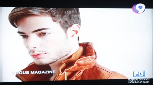 Jo Ann's photography for ROGUE Magazine. Catch the CNN Philippines produced show GOOD COMPANY on 9TV every Sunday 7pm.