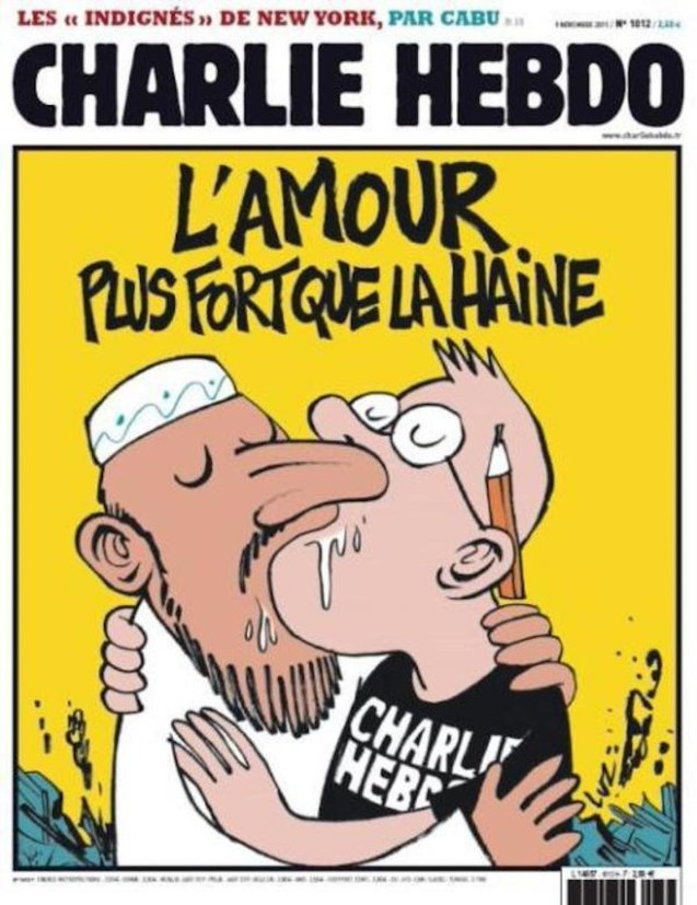 TheNewsMinute @thenewsminute These are some of the cartoons by journalists at #CharlieHebdo #Replug http://bit.ly/17j2qBQ   https://twitter.com/thenewsminute/status/553888032785321986/photo/1