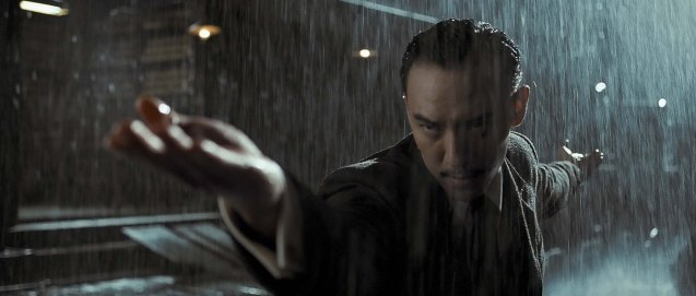 Chang Chen is The Razor. Watch THE GRANDMASTER, animation film THE LEGEND OF KUNG FU RABBIT and other Chinese films for free in Spring Film Festival at Shang Cineplex, Shang Rila Plaza Mall from Feb 13-22, 2015. Photo by Jude Bautista