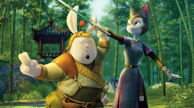 Kids and grown ups will love THE LEGEND OF KUNG FU RABBIT. Watch this and other Chinese films for free in Spring Film Festival at Shang Cineplex, Shang Rila Plaza Mall from Feb 13-22, 2015.