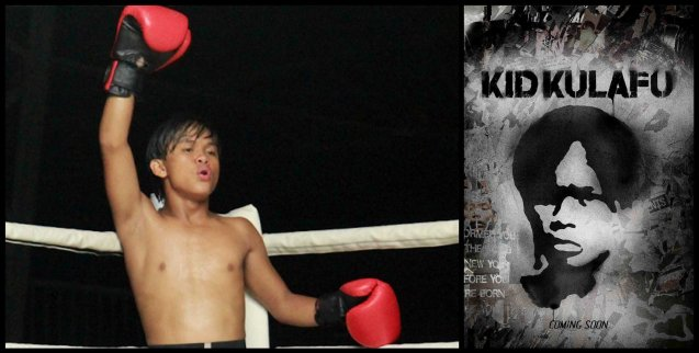 One of Manuel's (Buboy Villar) early victories in Manila. After KID KULAFU's successful run in the Philippines it will also be released in the U.S. and Canada. Click on this link for cities and release dates: http://abscbnpr.com/untold-story-of-manny-pacquiao-revealed-in-kid-kulafu/