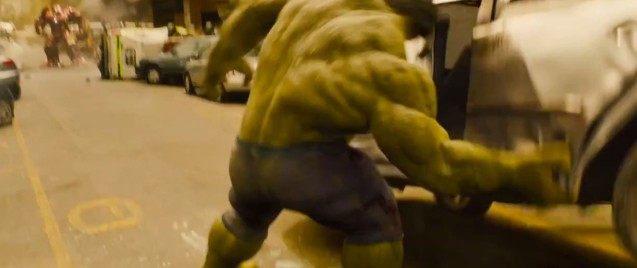 HULK picks up car… Catch Avengers Age of Ultron at Newport Cinemas in Resort's World, EASTWOOD City Mall, Lucky China Town Mall and Shang Rila Plaza mall.