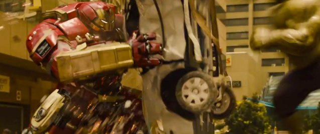 throws it at Hulkbuster… Catch Avengers Age of Ultron at Newport Cinemas in Resort's World, EASTWOOD City Mall, Lucky China Town Mall and Shang Rila Plaza mall.